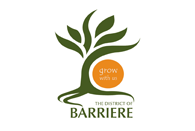District of Barriere logo