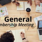 General Membership Meeting Event Photo