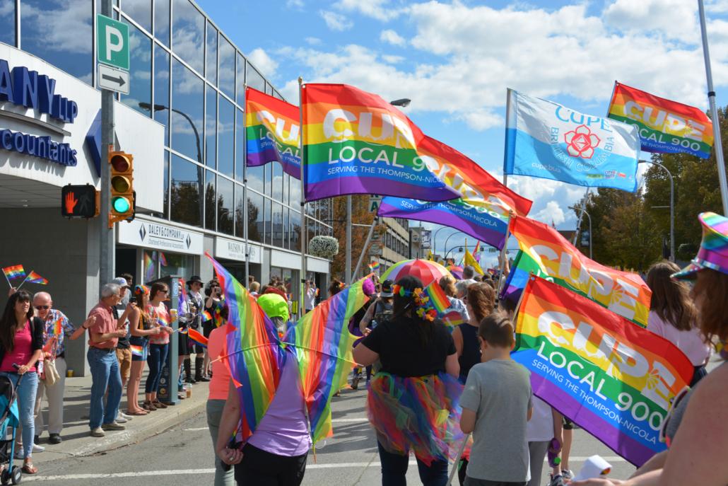 Kamloops Pride Parade 2019